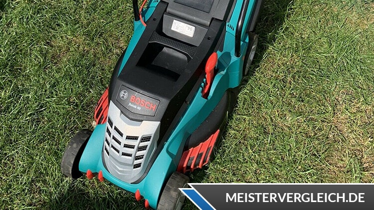 Bosch Home and Garden Rotak 40 Funktionen
