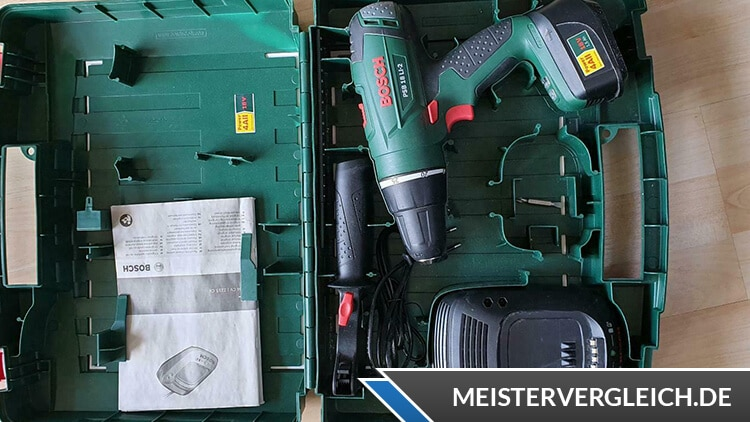Bosch PSB 18 LI 2 Koffer Innen