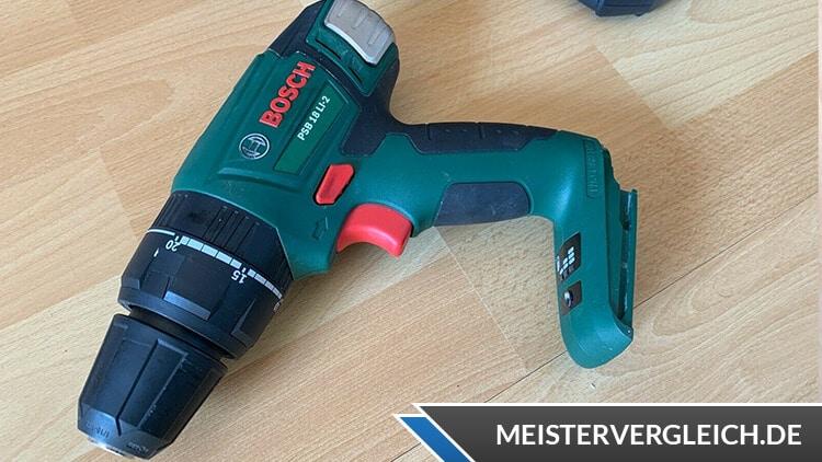 Bosch PSB 18 LI 2 Test
