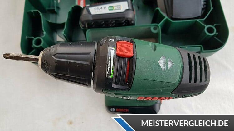 Bosch PSR 14,4 LI 2 Oberansicht