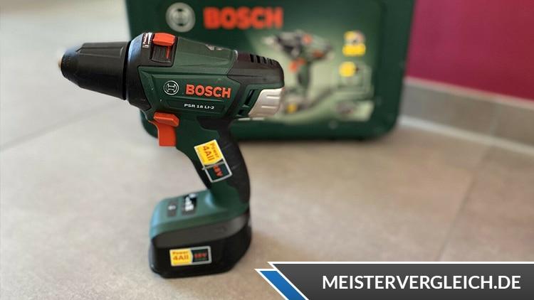 Bosch PSR 18 LI 2
