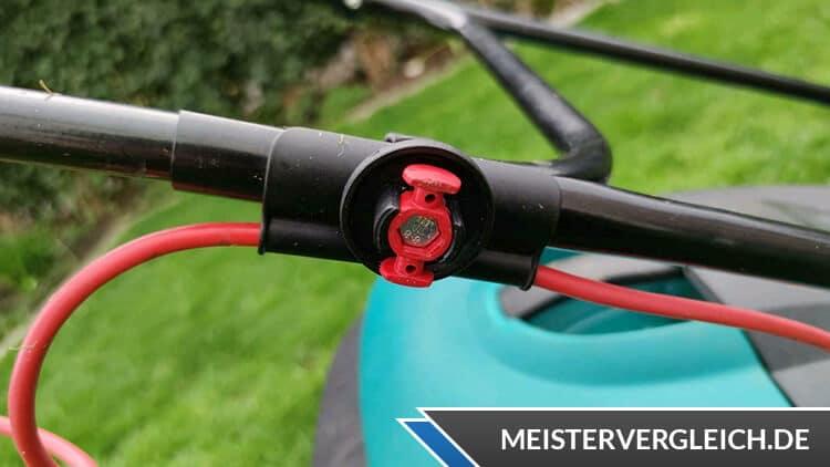 Bosch Rasenmäher Rotak 43 Funktion