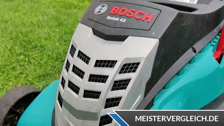 Bosch Rasenmäher Rotak 43 Motor