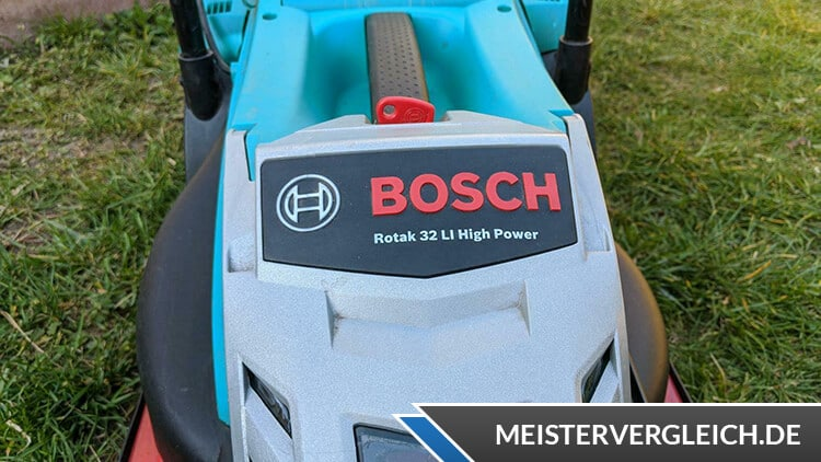 Bosch Rotak 32 LI Test
