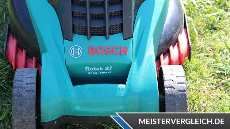 Bosch Rotak 37 Rasenmäher Details