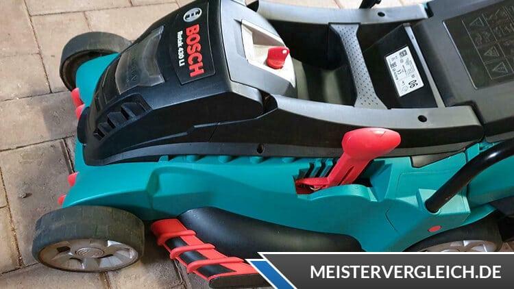 Bosch Rotak 430 LI Test