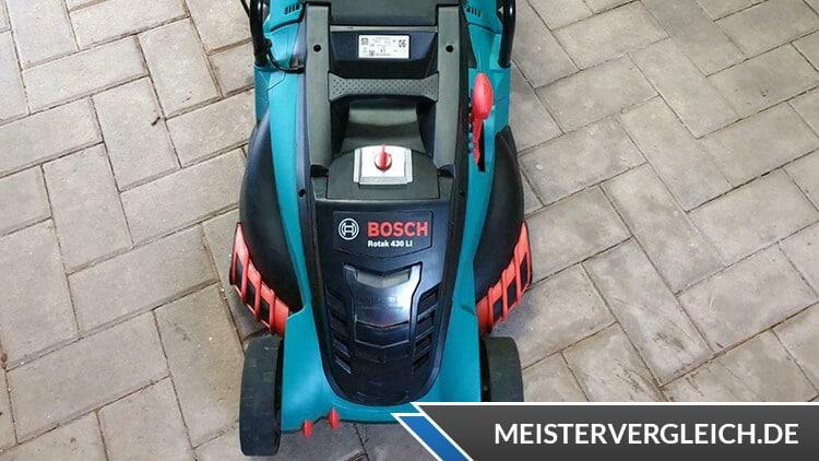 Bosch Rotak 430 LI