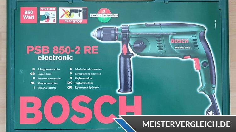 Bosch Schlagbohrmaschine Koffer