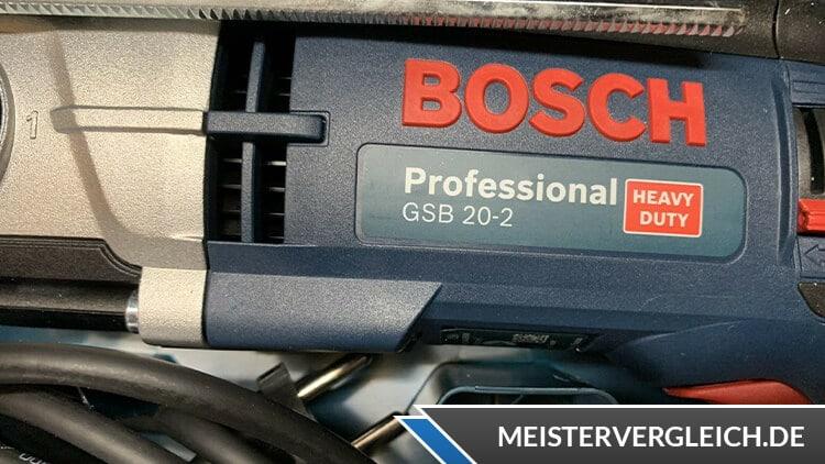 Bosch Schlagbohrmaschine Professional GSB