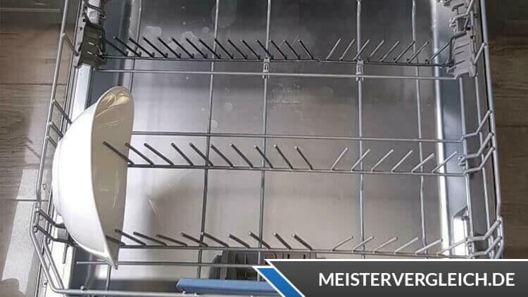 Bosch Serie 4 Spülmaschine Praxistest