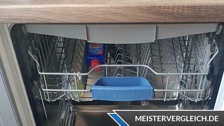 Bosch Serie 4 Spülmaschine Reinigung