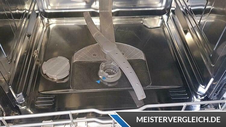 Bosch Serie 4 Spülmaschine Waschdüse