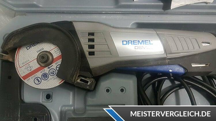 DREMEL DSM20 3/4 Koffer
