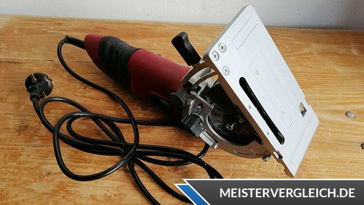Einhell Handkreissäge 450 W TC-CS 860 Kit Sägeblatt