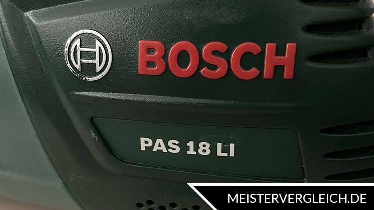 Handstaubsauger Bosch PAS 18 li