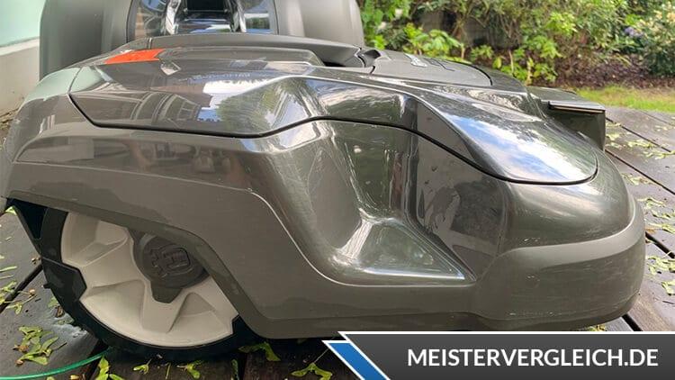 Husqvarna Automower 310 Test