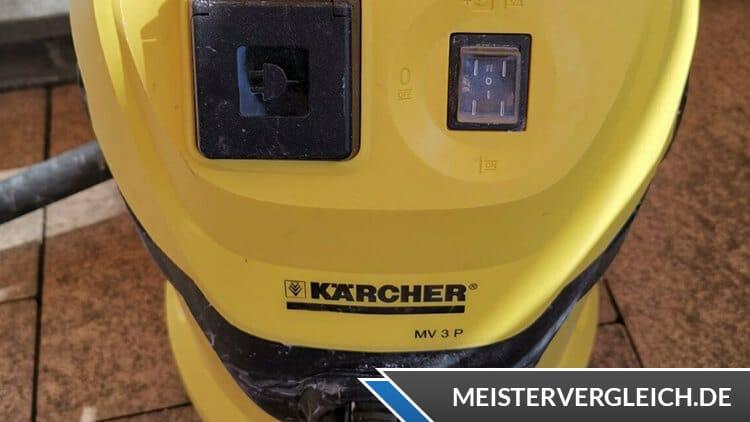 Kärcher MV 3 P Nass-Trockensauger Schalter