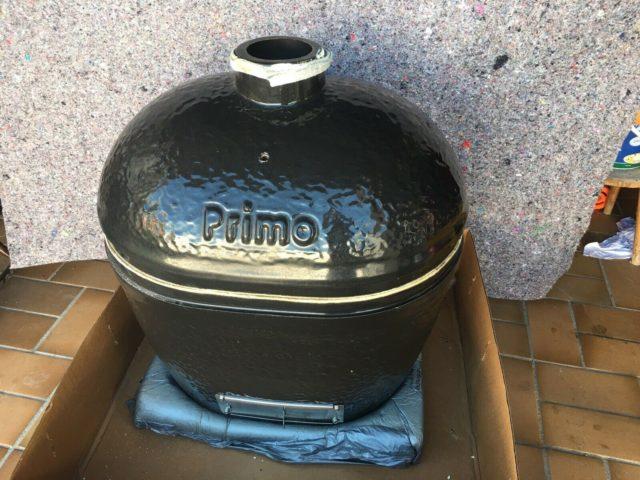 Kamado Keramik Grill