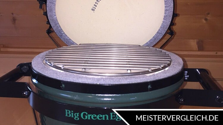 Keramik Grill Big Green Egg Rost