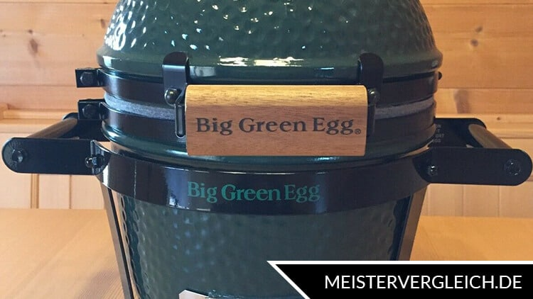 Keramik Grill Kamado Big Green Egg