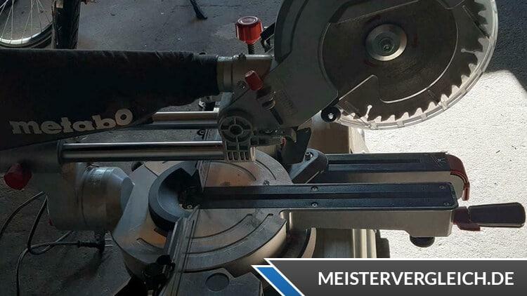 Metabo KGS216M Test