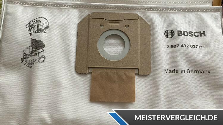 Nass-Trockensauger Filterbeutel