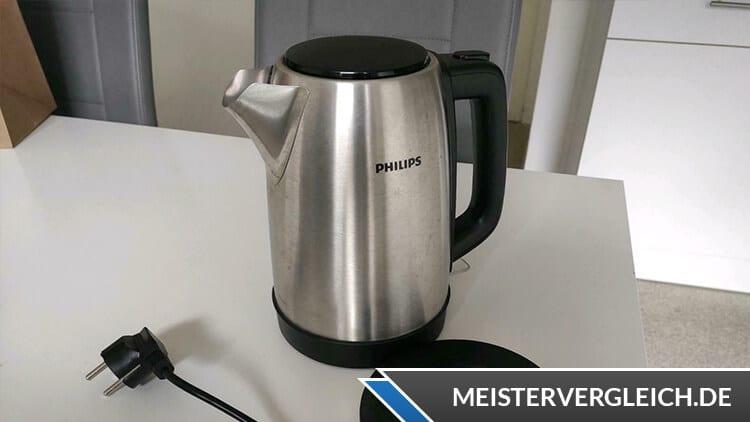Philips HD9350-90 Wasserkocher Test