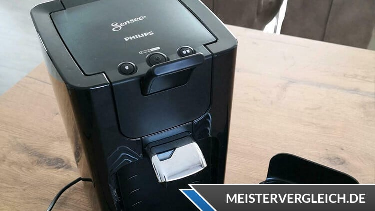 Philips SENSEO Quadrante Test