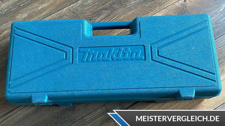 Säbelsäge Makita Box geschlossen