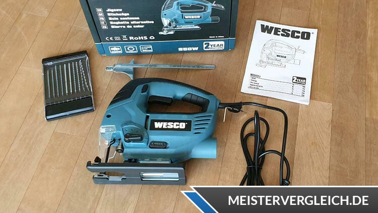 Stichsäge Wesco