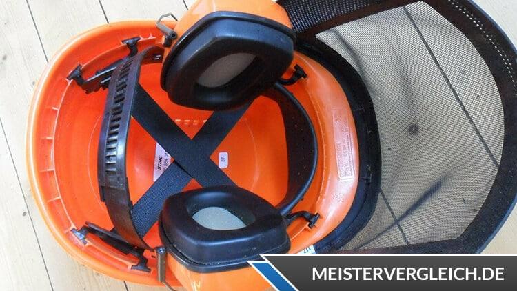 Stihl Kettensägen Helm Test