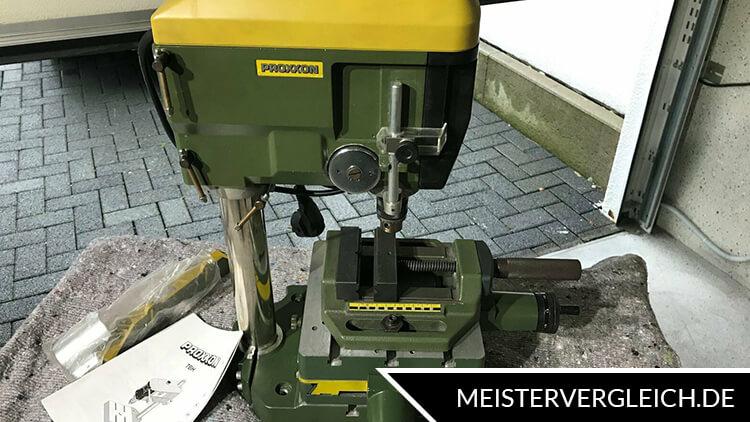 Tischbohrmaschine