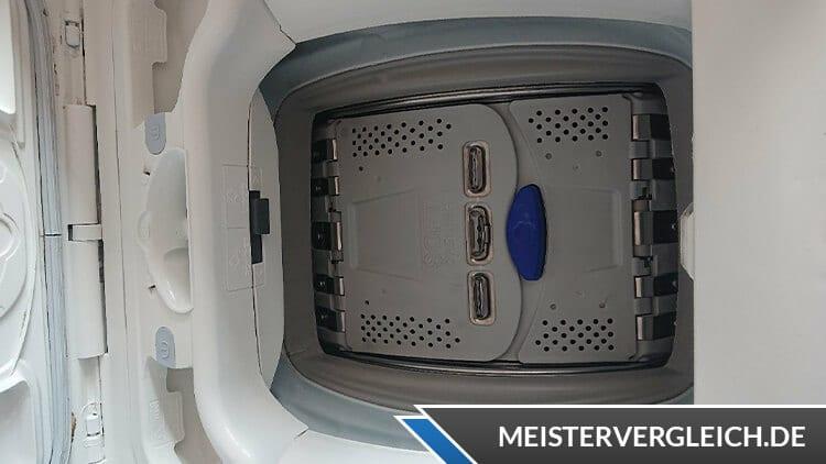 Toplader Waschmaschine Test