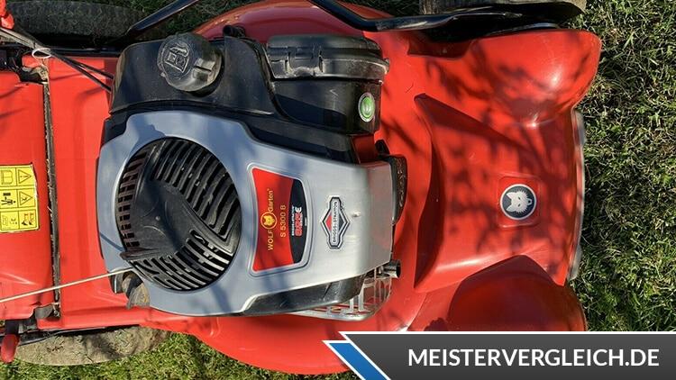 WOLF-Garten S 5300 A Benzin Rasenmäher Motor