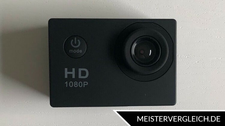 Action-Cam Full-HD