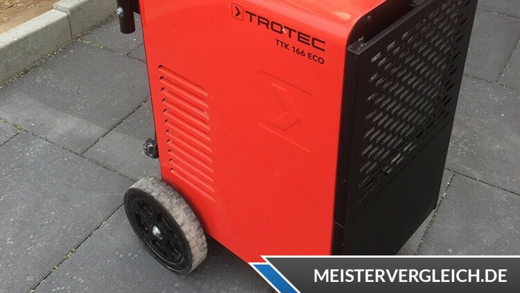 Bautrockner von Trotec