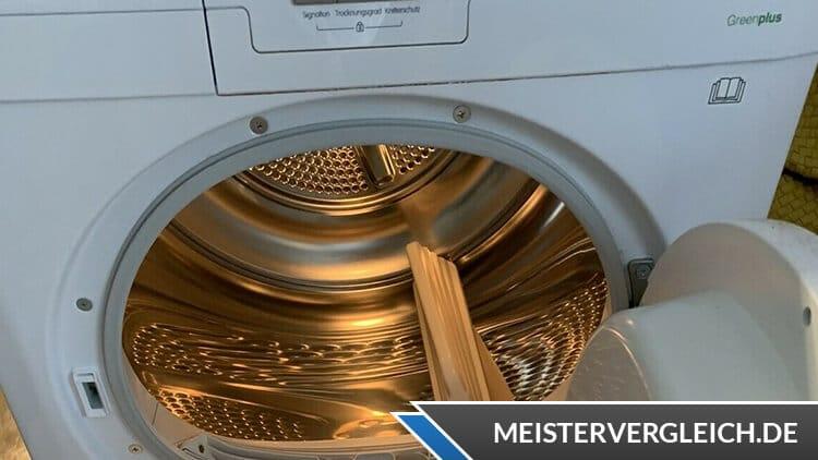 Blomberg TKF 7451 W50 Wärmepumpentrockner Test