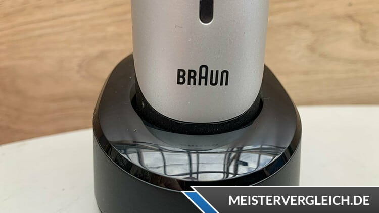 Braun BT5090 Ladestecker