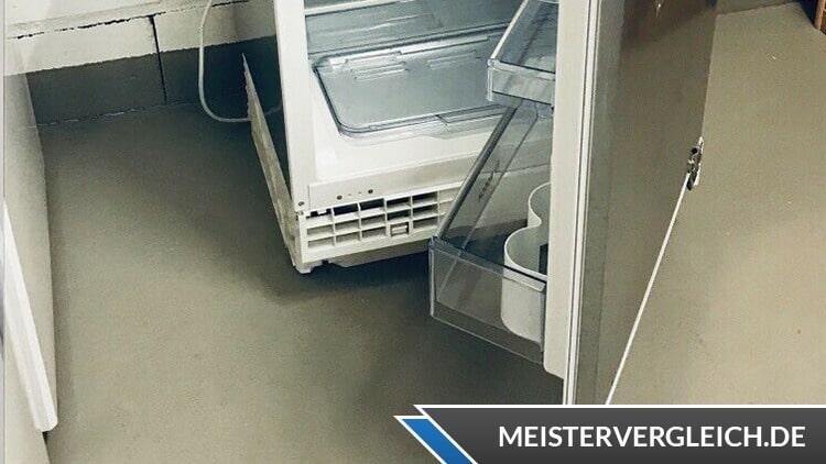 Einbaukühlschrank ohne Blende
