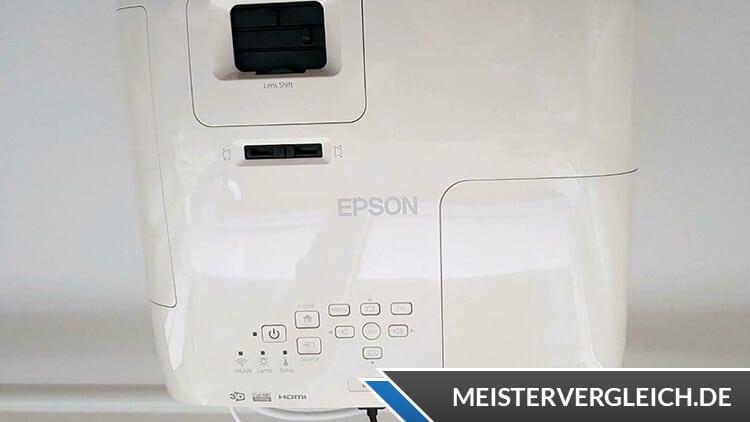 Epson Beamer Test