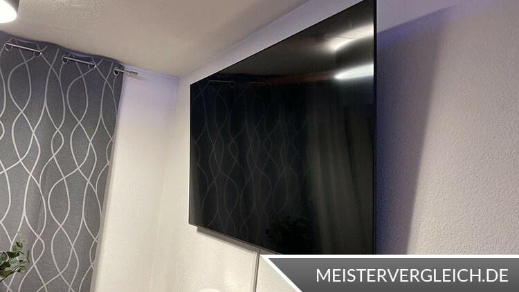 Fernseher ohne Ständer