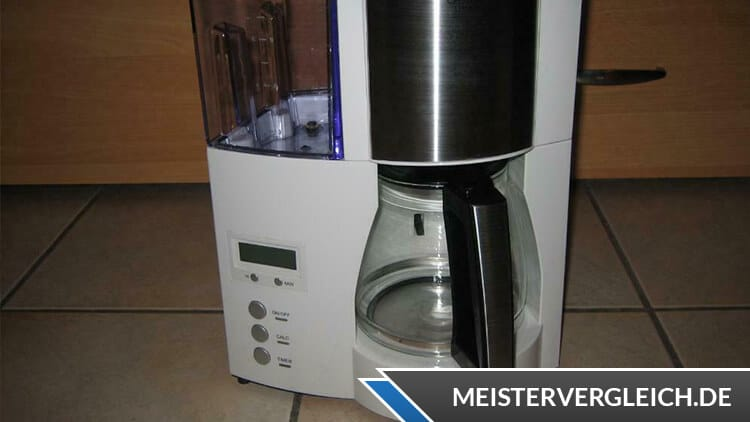 Filterkaffeemaschine Melitta mit Timer