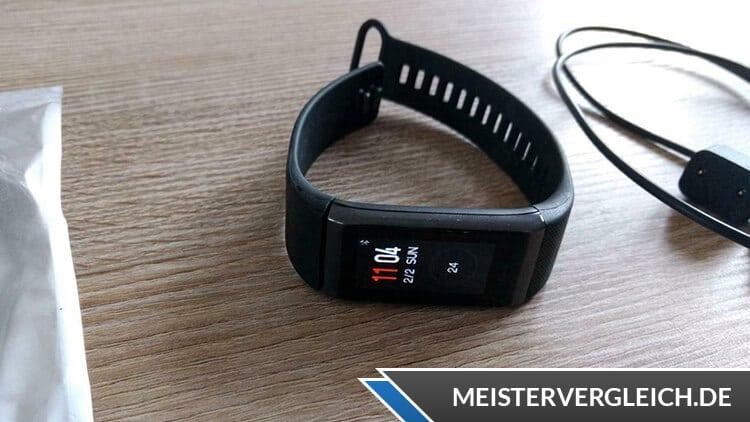 Fitness Armband Test