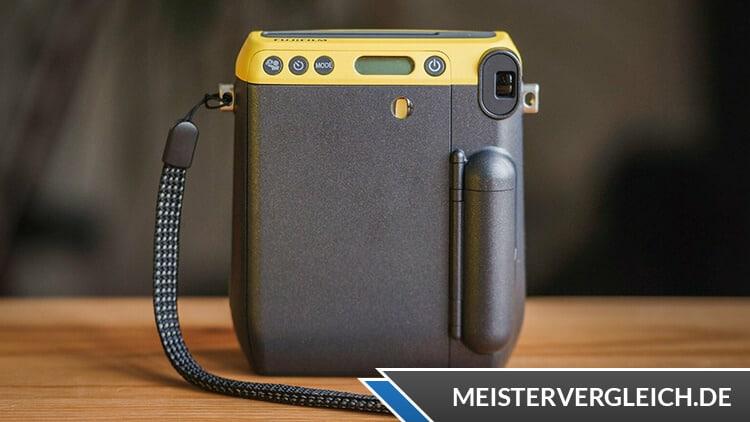 Fujifilm Instax Mini 70 Rückseite