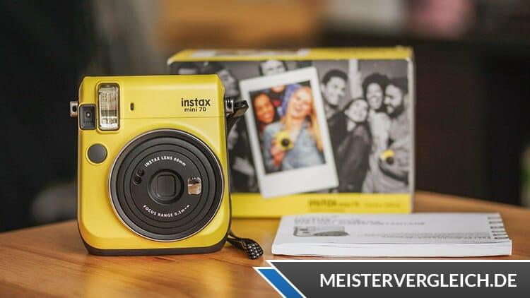Fujifilm Instax Mini 70 Verpackung