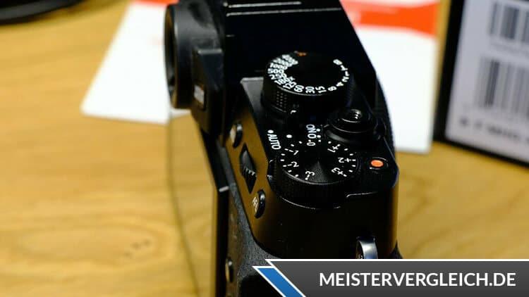 Fujifilm X-T10 Einstellung