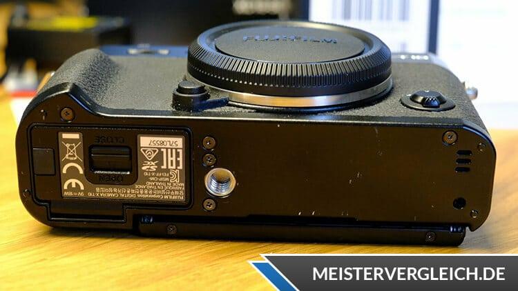 Fujifilm X-T10 Test