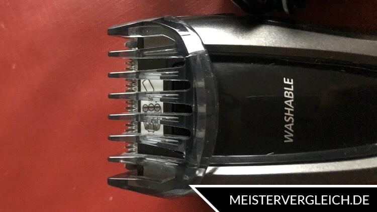 Haarschneider Aufsatz