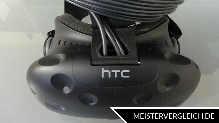 HTC Vive VR-Brille Head Mounted Displays