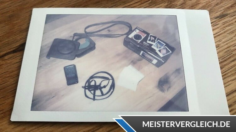 Fujifilm Instax Mini 90 Neo Classic Foto